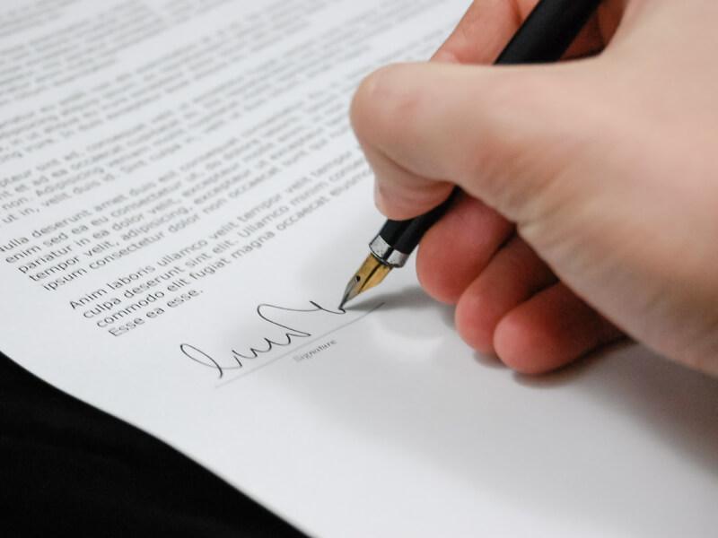 kara za posługiwanie się fałszywym dokumentem