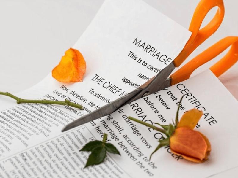 Rozwód z orzeczeniem winy